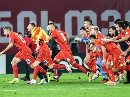 Euro 2020 – Euro đầu tiên của Macedonia