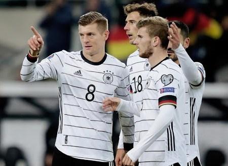 Đức căng thẳng trước thềm Euro 2020