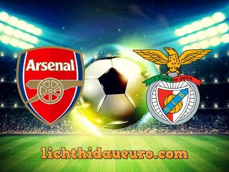 Soi kèo Arsenal vs Benfica, 00h55 ngày 26/02/2021