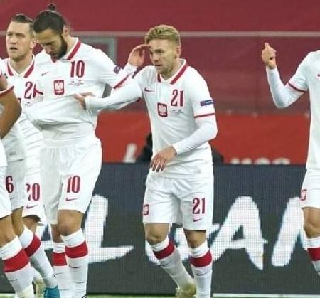 Đội tuyển Ba Lan chốt danh sách tham dự Euro 2021