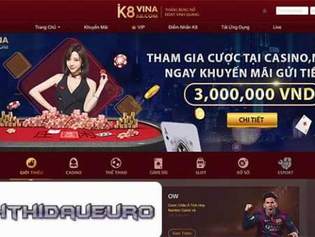 K8 – Link vào nhà cái K8.com mới nhất tại lichthidaueuro.com
