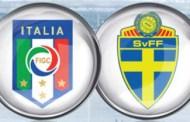 Ý sẵn sàng để tranh vé vớt World Cup 2018 với Thuỵ Điển