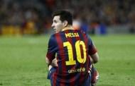 Messi lỡ tập trước trận gặp Tây Ban Nha