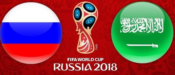 Nga vs Saudi Arabia (22h ngày 1462018) - Soi kèo Word Cup 2018