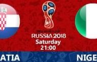 Tỷ lệ cược, kèo Croatia vs Nigeria 17/06 Bảng D World Cup 2018