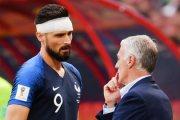ĐT Pháp: Giroud lại trở về vai trò quan trọng
