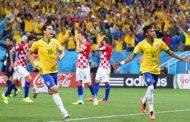 Neymar ghi bàn giúp Brazil thắng Croatia