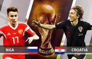 Nhận định Nga vs Croatia 1h ngày 08/07/2018