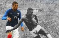 Pogba và Mbappe ghi danh vào lịch sử bóng đá thế giới