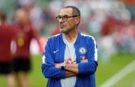 Huấn luyện viên Sarri đừng trước nguy cơ bị sa thải