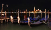 Venedig bei Nacht - Renja Laskowski