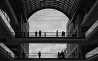 Annahme - Bernd Krause - Auf_der_Bruecke