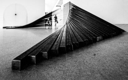 Peter Jung - im Museum