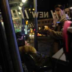 Bushaltestelle 1