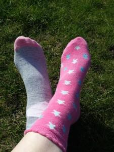 De oorzaak van verdwenen sokken