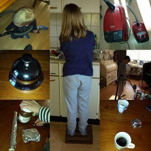 Hulp in het huishouden