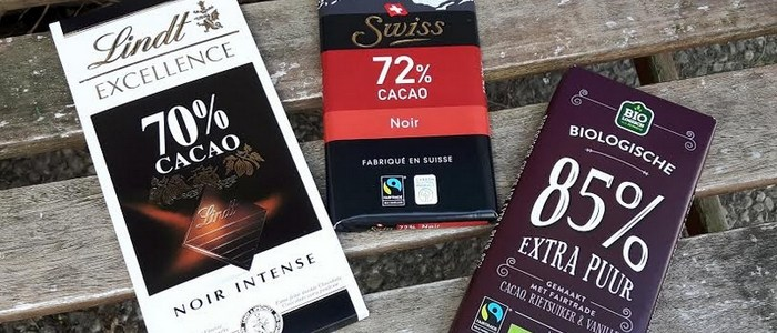 Waarom wij pure chocolade eten