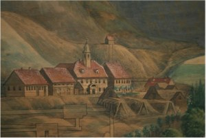 Bergwerk