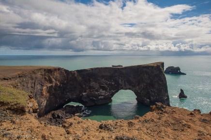 Island - Dyrhólaey