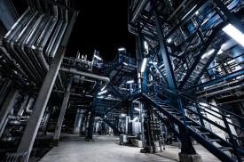 Raffinerie Detail