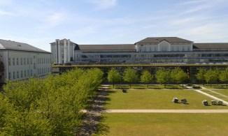 Campus - ist er nicht schön?