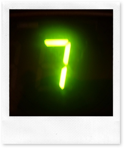 The Mystical Number Seven