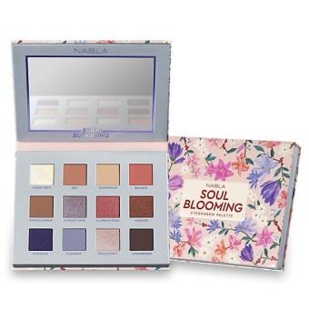 """Résultat de recherche d'images pour """"palette nabla cosmetics soul blooming"""""""