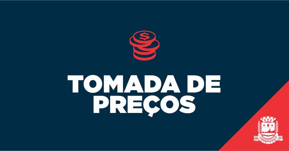 001/2020 – TOMADA DE PREÇOS