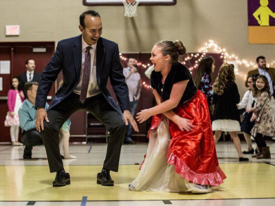 Daddy Daughter Dance @ Licking Heights South Elementary | Pataskala | Ohio | United States