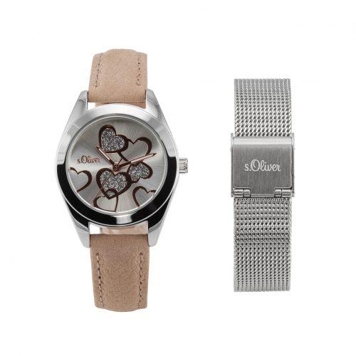 s.Oliver wristwatch - photo by lickshots