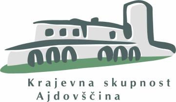 logotip Krajevna skupnost Ajdovščina
