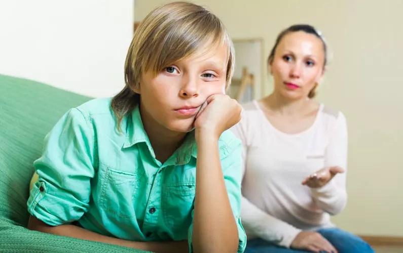 kad naše dete greši