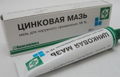 sintomicinas ant varpos)