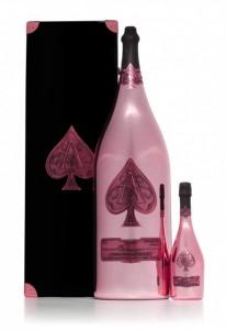 Champagne Ace of Spades Rosé