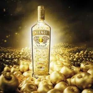 Smirnoff Gold Apple