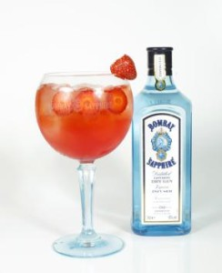 Bombay Sapphire Strawberry Gin Forever