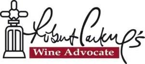 Logo de The Wine Advocate