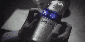 Medea Vodka Led