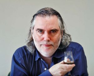 Jim Murray autor de Whisky Bible