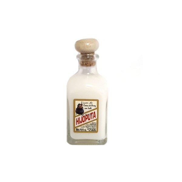 Licor de Crema de Arroz con Leche Hijoputa