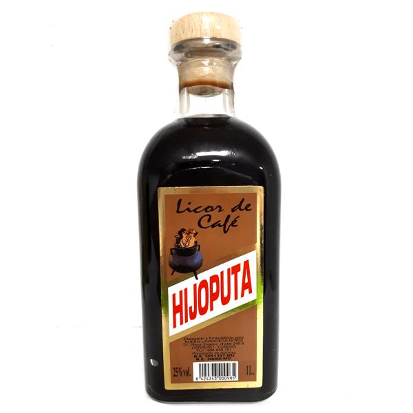 Licor de Cafe Hijoputa