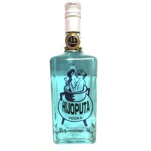 Vodka Azul Hijoputa