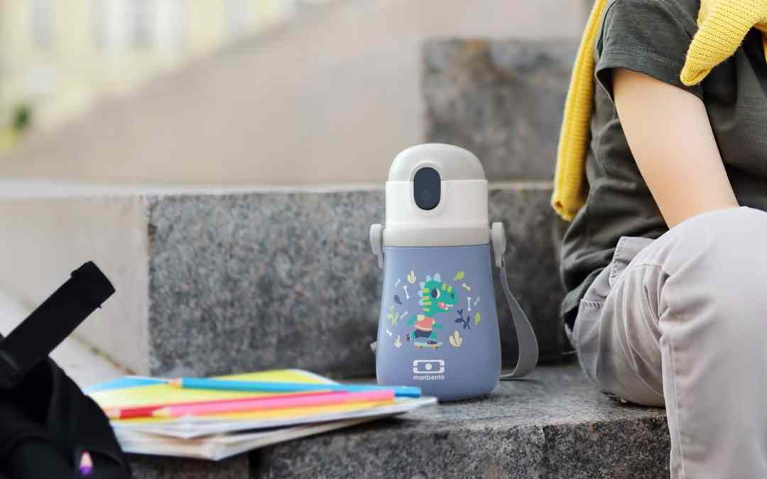 Monbento botellas de agua niños