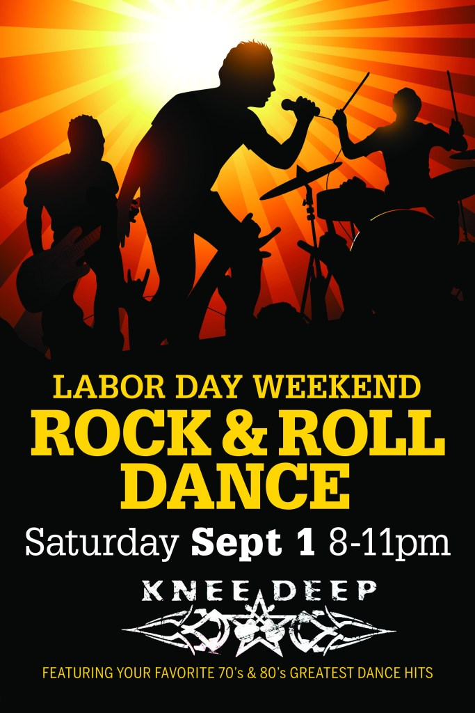 Labor Day Rock & Roll Dance Longbranch Improvement Club