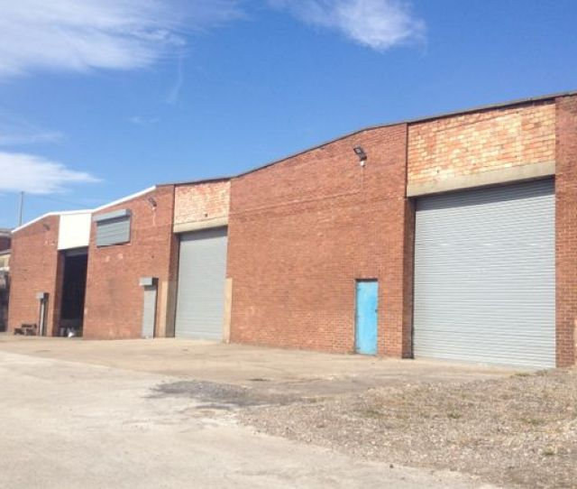 Light Industrial To Let In Lower Mersey View Liverpool