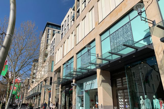 The Hayes Apartments Cardiff Cf10