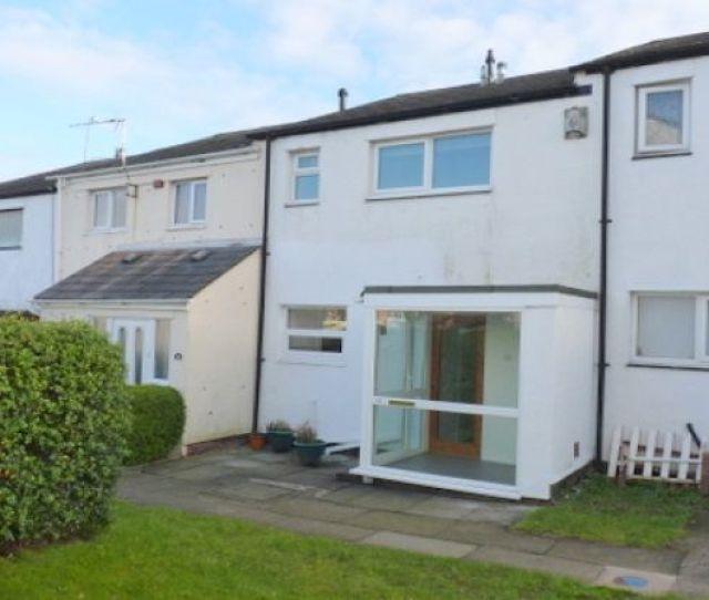 Thumbnail Terraced House To Rent In Kingsway Bebington Wirral