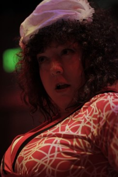 Hart DeRose (Anna Lucia). Photo by Ryan Gaddis (2011)