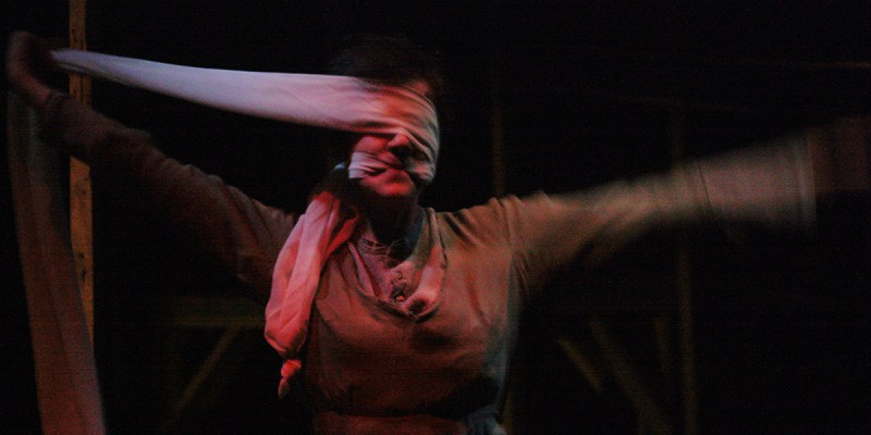 Trina Magness (Ma) in Martyna Majok's Mouse in a Jar. (2010)