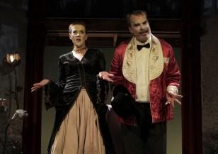 Trina Magness & Dan O'Neill in Auto da Fé (2012)